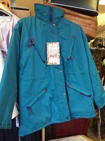 Brand New - Regatta Jacket with hood ( size 12)