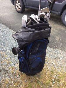 Golf clubs with bag St. John's Newfoundland image 3