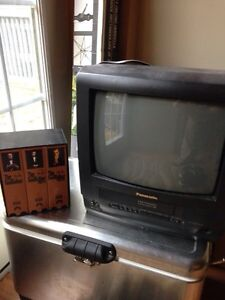 TV/VHS Combo