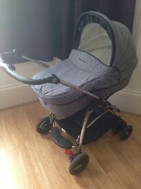 Bebe confort - 2 in 1 - adapters, raincover, footmuff pram pushchair stroller