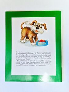 SPROCKET'S CHRISTMAS TALE PAPERBACK (1984) NRMT London Ontario image 2