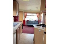 STATIC CARAVAN FOR SALE AT CRIMDON DENE HOLIDAY PARK , SEA VIEW PITCHES AVAILBLE , DOG FRIENDLY PARK