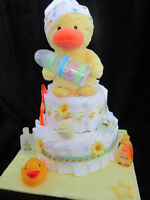 diaper Cakes and gifts
