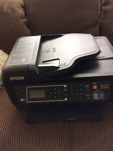 Epson WF all in one printer