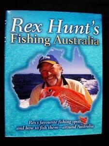 [Fishing] Rex Hunt's Fishing Australia [Hardback] Loganholme Logan Area Preview