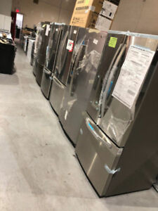 APPLIANCES: SCRATCH & DENT  NO TAX SALE Ending Sept. 14