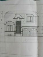 47x135 LAND FOR SALE, READY TO BUILD WITH DRAWING AND PERMIT