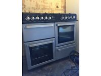 Flavel Finesse 100 Gas/Electric Range. Price reduced, must go