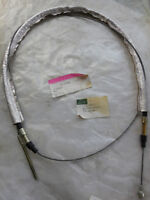 Jaguar XJ6 1978-1987 Lower Rear Handbrake Cable