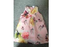 Baby girl dress 6-9months