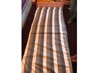 jayzee bed/ fold up bed single