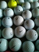 Bag of 50 Nike Golf Balls!