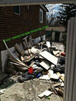 Junk Removal Services, Rubbish, Garbage Removal