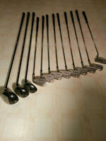 Set of Men Golf Clubs in Very Good Condition