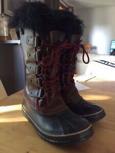 Sorel Waterproof Winter Boot