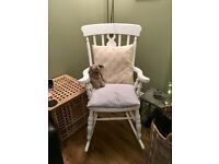 Rocking chair for Childrens nursery/sitting room