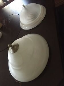 2 ceiling lights. Perfect condition  Kingston Kingston Area image 3