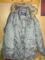 WINTER JACKET AND FOOTWEAR
