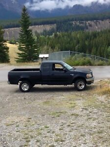 Selling or trading my 2000 f150 with 4x4