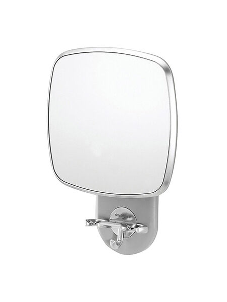 SimpleHuman Anti-Fog Wall-Mount Mirror