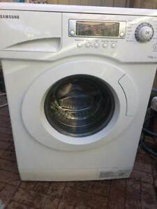 SAMSUNG FRONT LOADER WASHING MACHINE 7KG Dianella Stirling Area Preview