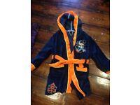 Boys Age 3-4 Disney dressing gown