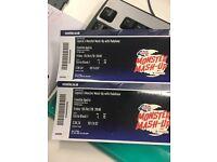 Capital FM Monster Mashup Ticket x2 - London Fri 28th Oct 16