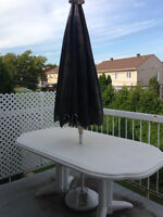 un set de patio - À VENDRE !!!
