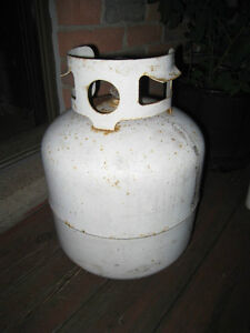 3 Empty 20 Lb BBQ Propane Tanks, $15-25 FOR EACH