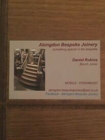 Abingdon bespoke joinery & stairmakers