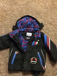 Size 3 Boys Winter Jacket