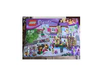 Lego Friends 41108 Heartlake Food Market Brand new in sealed box