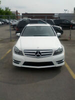 Lease Takeover: 2013 Mercedes-Benz C-Class C300 Sedan