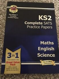 Complete Sats practice papers