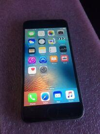 iPhone 6 - o2, tesco mobile, giffgaff - 64gb - black / space gray