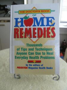 "VINTAGE [1990] ""THE DOCTOR'S BOOK of HOME REMEDIES""..MINT"