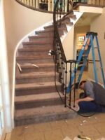 stairs carpets sales and installation - Guelph