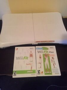 Wii fit board and games  St. John's Newfoundland image 1