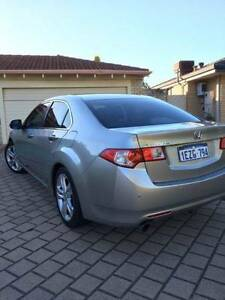 2009 Honda Accord Euro Luxury Navi CU2, Immaculate cond, Low KMs Canning Vale Canning Area Preview
