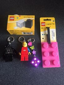 Lego mixture new and used
