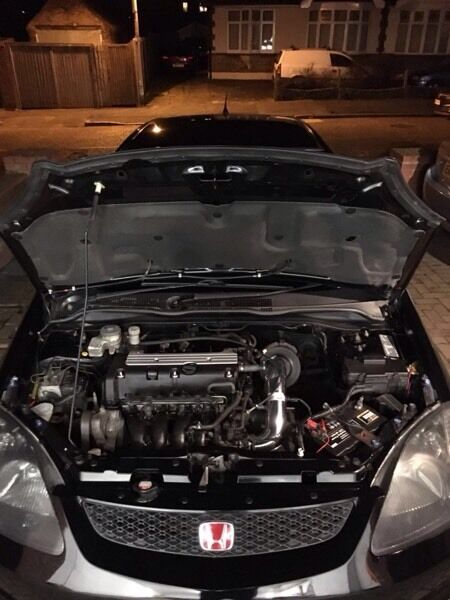 Honda Civic Type r...Swaps/Px For Diesel