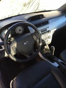2008 Ford Focus Sedan Edmonton Edmonton Area image 2