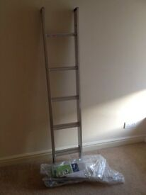 2 section loft ladder