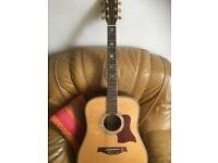 TANGLEWOOD ALL SOLID ACOUSTIC , WONDERFUL ACOUSTIC RETAIL £899 UPWARDS