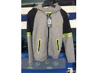 Brand new boys Lonsdale jacket