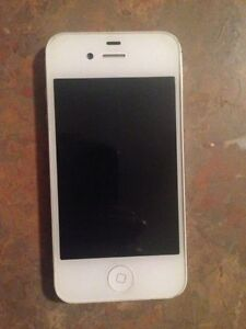 White iPhone 4s 16gb Abermain Cessnock Area Preview