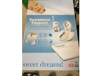 Tommee Tipper baby monitor with sensor
