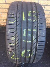 Part worn tyre 315 35 20