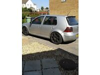 vw golf gttdi spares or repairs 350 or very nearest offer!!!