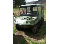 Argocat 8x8, Sell or swap, defender, discovery, v8, Tractor WHY